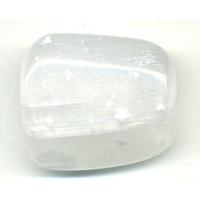 Bloc de sélénite blanche 20 à 30 mm