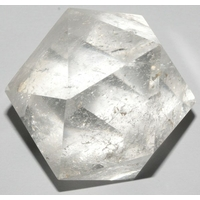 Icosaèdre Cristal de roche 35 à 40 mm