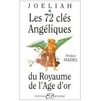 Livre 72 clés angéliques