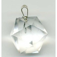 Pendentif Icosaèdre classic