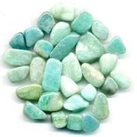 Amazonite du Pérou - Lot de 50g
