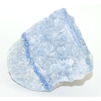 Quartz bleu brute 20 à 30 mm