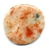 Mini pierre plate en Pierre de soleil