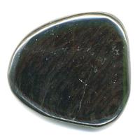 Mini pierre plate en Hyperstène