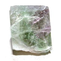 Fluorine Fluorite brute 15 à 20mm - Lot de 5pcs