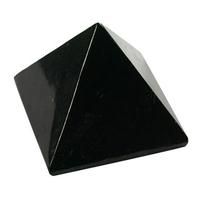 pyramide en Shungite 40 x 40 mm Extra