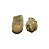 Préhnite (phrénite) brute du Mali 25 à 30 mm