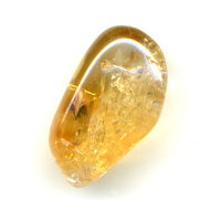 Citrine de 20 à 30 mm - Lot de 3