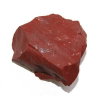 Jaspe rouge brute 30 à 40 mm