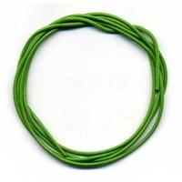 Cordon cuir Vert clair