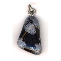 Pendentif obsidienne neige Extra