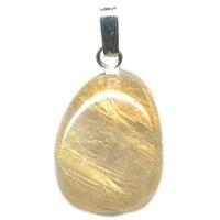 Pendentif quartz rutile Extra