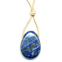 Collier Lapis lazuli naturel Qualité E Pierre et bien-être