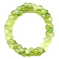 Bracelet ADN en jade