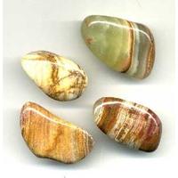 Onyx Marbre en galets de 25 à 35 mm