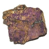 Purpurite brute blocs de 4 à 6 cm EXTRA