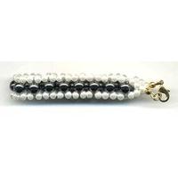 Bracelet Hématite 3 rangs 3