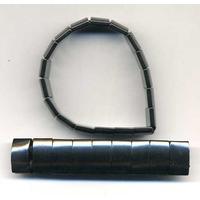 Bracelet Hématite plaque
