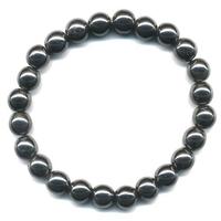 Bracelet Hématite boule 8 mm