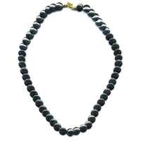 Collier hematite extra disques