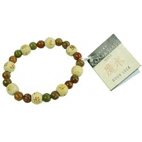 Bracelet perles de karma en Jaspe