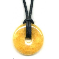 Pi-chinois calcite orange 30mm