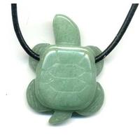 Collier Aventurine tortue