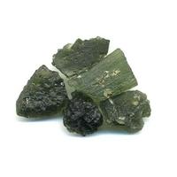 Moldavite pierre brute de 10 à 15mm
