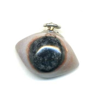 Pendentif agate cyclope