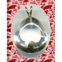 Pendentif Cristal de Roche EXTRA Béliere en Argent