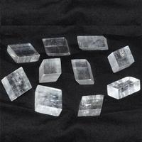 Calcite Optique en Pierre polie