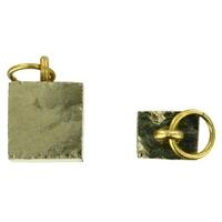 Pendentif en pyrite cube Extra