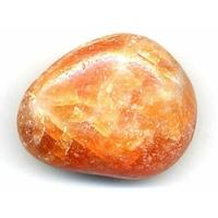 Calcite orange de 25 à 35 mm Choix B