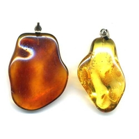 Pendentif ambre EXTRA