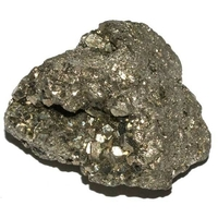 Pyrite naturelle de 20 à 30 mm en provenance du Pérou