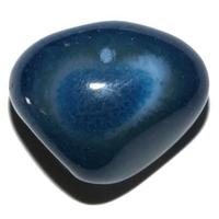 Agate bleue 15 à 20 mm