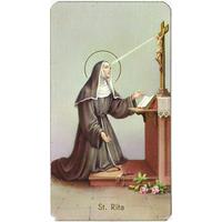Image religieuse Sainte Rita
