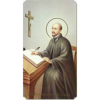 Image religieuse Saint Ignasse de Lojola