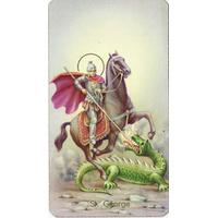Image religieuse Saint Georges