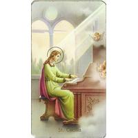 Image religieuse Sainte Cécile