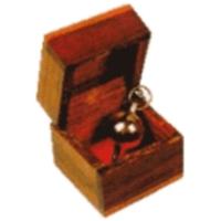 Coffret en bois pour pendules