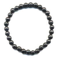 Bracelet Shungite boules 6mm