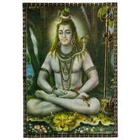 Cadre - Carte Postale de Shiva
