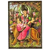 Cadre - Carte Postale de Durga