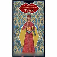 """Le Tarot du Tsar """"impression OR"""""""