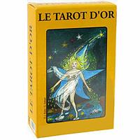 Le Tarot d'Or de Joelle Balle