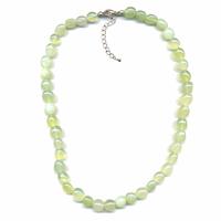Collier Jade pierres roulées