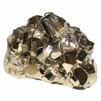 Pyrite naturelle de 100 à 150 gr en provenance du Pérou - Extra