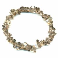 Bracelet baroque Quartz fumé Extra