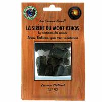 Encens rares - La Sirène du mont Athos - La tentation des moines - Méditation - 25 gr